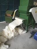 供应环保6MSTB1型四罗拉双辊旧毛线开松机