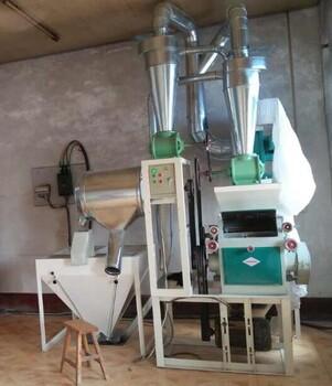 供应环保型自上料皮芯分离小型磨面机
