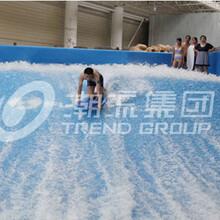 广州水上乐园设备厂家造浪设备供应滑板冲浪设备冲浪模拟器