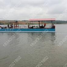 廣東12寸抽沙船價格柴油機抽沙泵圖片
