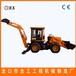 热销挖掘装载机两头忙全工多功能挖掘装载机