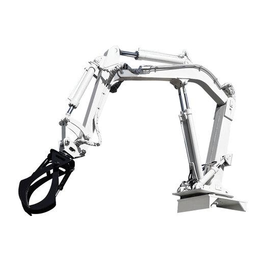 白城固定式液壓機械臂,礦山固定機械手多少錢
