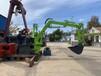 溫州機械臂-船用吊,船用多功能機械抓手