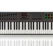 美国Nektar尼特ImpactLX61+音乐制作61键MIDI键盘控制器