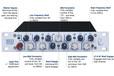 RupertNeve5033錄音棚5頻段均衡器