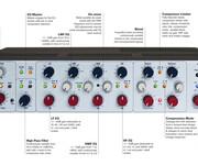 RupertNevePorticoIIChannel录音棚话放/均衡器/压缩器/Texture图片