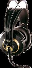 AKGK240STUDIO专业录音棚耳机