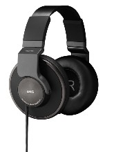 AKGK553PRO封闭式录音棚耳机