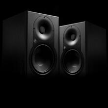 MackieXR624/XR824系列录音室监听扬声器音箱