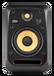 KRKV6S4两分频6.5寸低音有源监听音箱