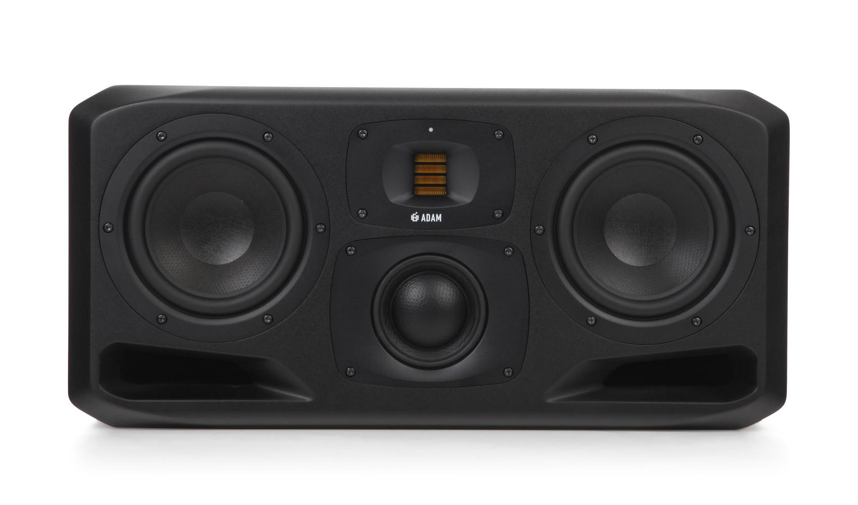 ADAMS3H双7寸低音大型有源监听音箱