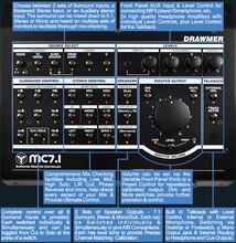 DrawmerMC7.1环绕声监听控制器