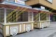 新疆游乐园花车,游乐园贩卖亭,游乐园售货亭,游乐园购物花车厂家直销