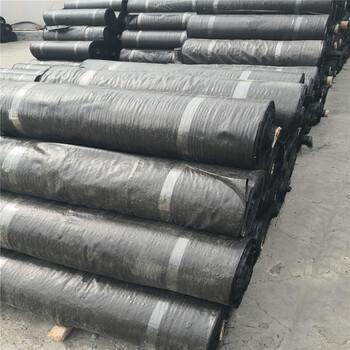 保湿防草布在山东果树园的维护要求