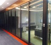 办公室玻璃隔断装修用多厚的玻璃合适