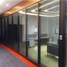 办公室玻璃隔断会为办公带来什么好处?