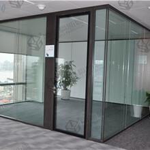 办公室玻璃隔断与家装隔断有哪些不同