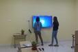 滨州触摸一体机win7系统多点触控操作大尺寸屏幕显示
