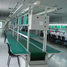南京流水线皮带输送线-博萃制造图片