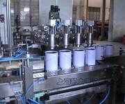 全自动30L灌装机30升称重灌装机,防爆灌装机图片
