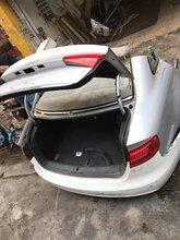 供应奥这A4L后幅总成,后尾灯,后杠拆车件,后尾盖,后座椅拆车件