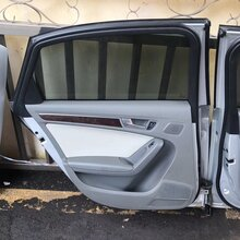 供应新款奥迪A4L左前车门总成,右前车门总成,拆车件