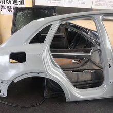 供应奥迪Q3原装后叶子板拆车件