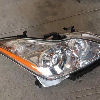 英菲尼迪G37跑车大灯价格,原装拆车件