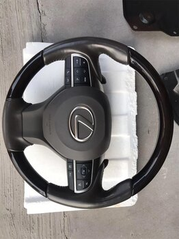新款LX570方向盘总成,RX270内衬下护板,10年陆巡全车四个门拉手底座