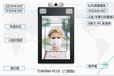 測溫人臉識別設備