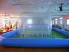 重庆大型充气水池儿童充气游泳池厂家定做