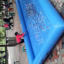 广东户外游乐儿童充气捞鱼池现货规格