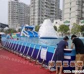 山东投资大型支架游泳池经营方便吗