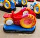 重庆市儿童电动碰碰车新款可爱蜗牛造型碰碰车