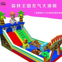 重庆儿童充气城堡大型蹦蹦床sl-HDSJ688图片