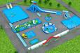大型移動式水上樂園三樂玩具廠訂做