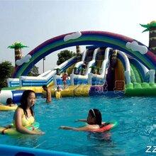 江西户外移动水乐园多种水上浮具选择多多图片