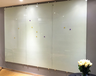 武漢磁性玻璃白板得力玻璃白板鋼化玻璃白板送貨安裝