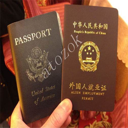 外国人在中国办理工作签证,深圳申请外国人工作签证如何办理