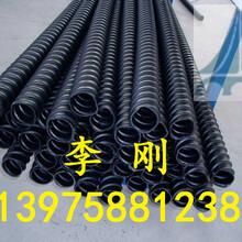 黑色塑料波纹管镀锌金属波纹管预应力钢绞线成孔专用