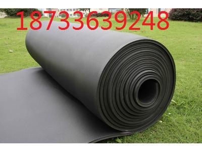 橡塑板生产厂家橡塑保温板价格