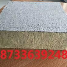岩棉复合板厂家外墙保温板报价