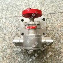 产地货源kcb18.3L/min现货铸铁小流量输送泵供应kcb齿轮油泵