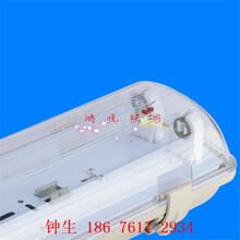 LED三防灯外壳套件配件中山LED工厂灯1.2米双管单管图片