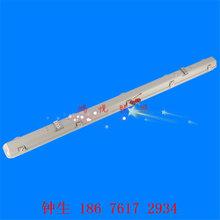 ?#26412;㎜ED三防灯具低价钱批发现货1.2米带应急电池LED工厂灯单支双管图片