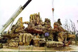 安徽假山设计制作施工一条龙服务园林假山景观石供应