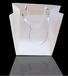 立体塑料磨砂手提袋礼品袋青岛市南区供应厂家
