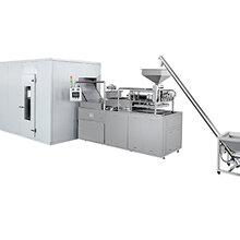谷物(燕麦)巧克力生产线图片