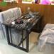 火鍋燒烤兩用桌韓國烤肉桌自助式燒烤桌椅哪里有賣