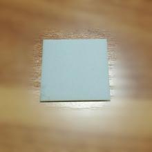 杭州湘灿电子加工定做云母片陶瓷片氧化铝陶瓷氮化铝陶瓷图片